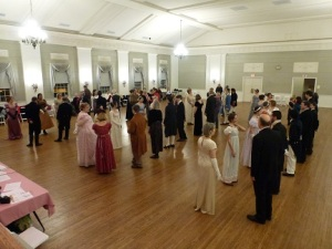 2013 December Regency Ball, photo by Randi Woodworth
