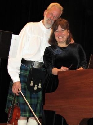 Earl Gaddis & Debbie Jackson